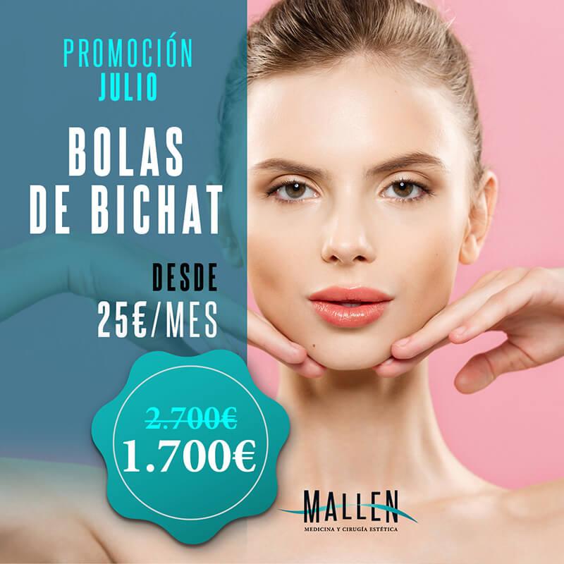 Promoción de Julio Bolas de Bichat